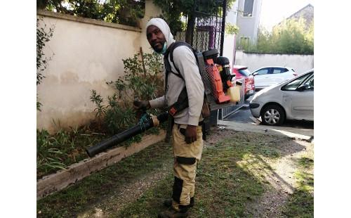 Agir à Villejuif : À propos des souffleuses de feuilles